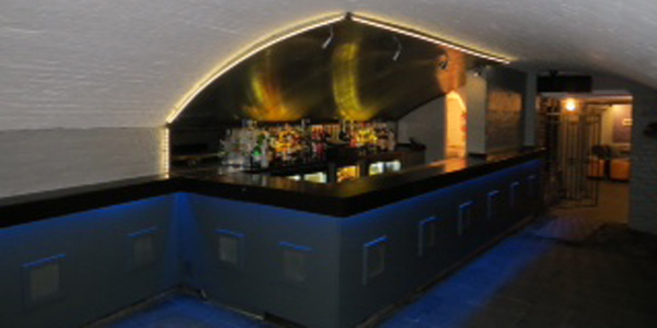The Cellar Bar at Alberrys Canterbury